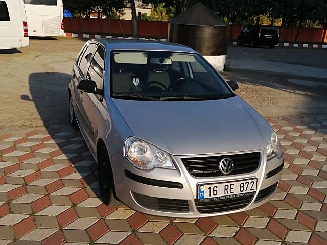 2 el 2007 model gumus gri volkswagen polo 38 000 tl tasit com