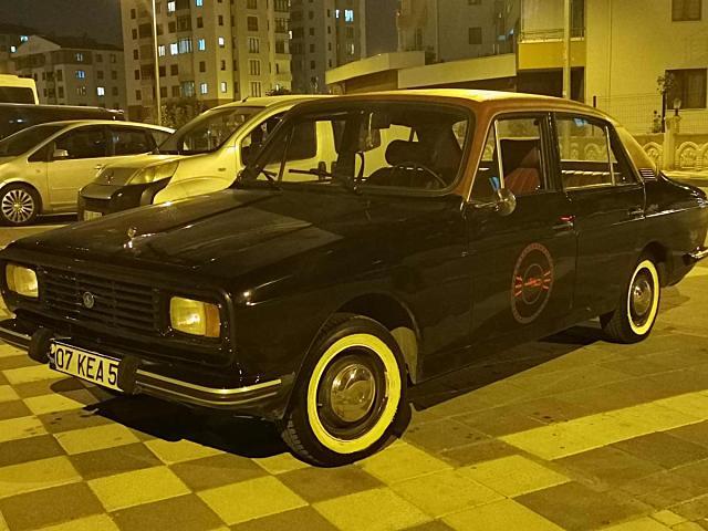ANADOL 1976 MODEL SL A2 MUAYENE YENI