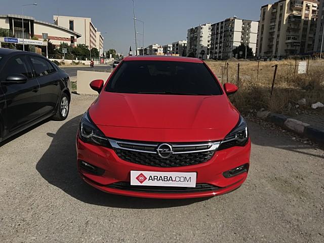2016 Opel Astra 1.6 CDTI Excellence Dizel - 67500 KM