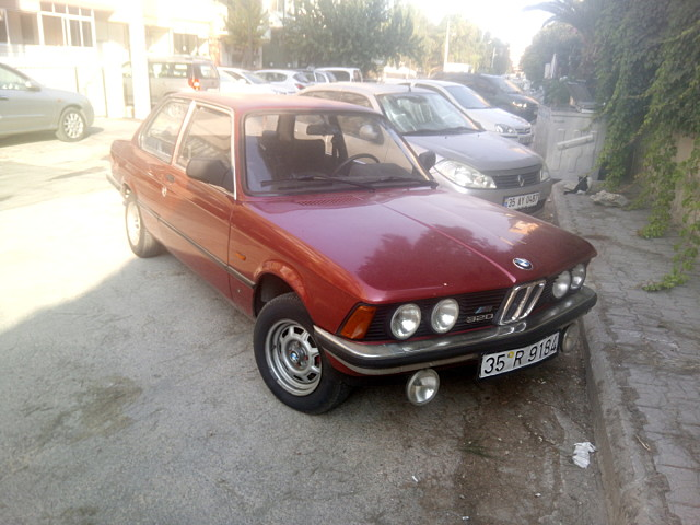 BMW 316   İLK SAHİBİNDEN   E21 KASA   M10 MOTOR