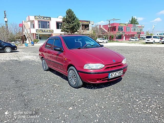 1999 MODEL FIAT SIENA 1.6 16VALF TEMIZ