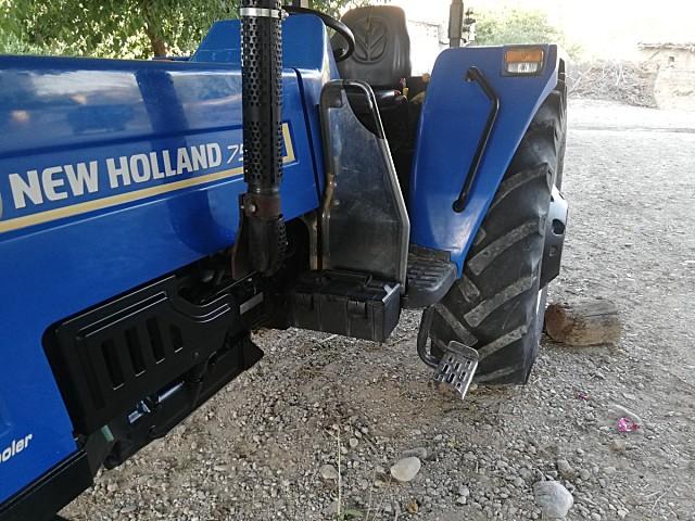 2 el 2016 model mavi new holland 7556s 115 500 tl tasit com