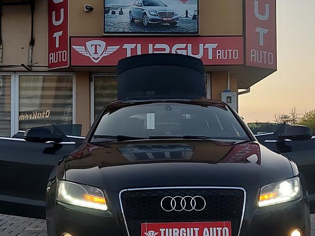audi a 5 benzin 2010 model