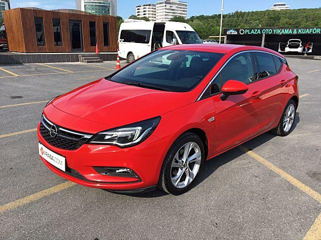 2016 Opel Astra 1.4 T Dynamic Benzin - 58300 KM