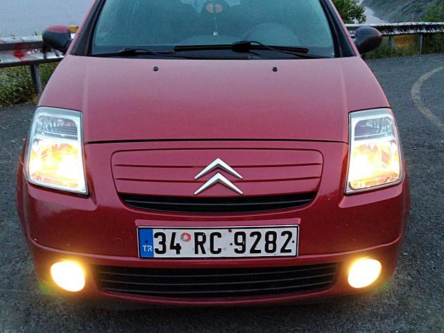 2006 model yeni kasa dizel c2