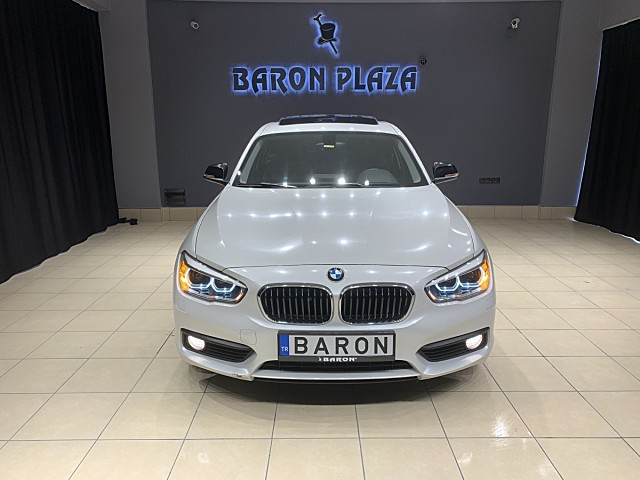 BARON PLAZA DAN 2016 BMW 118 İ ONE EDİTİON - LED FAR - FAR YIKAMA - 4-SİLİNDİR BOYASIZ