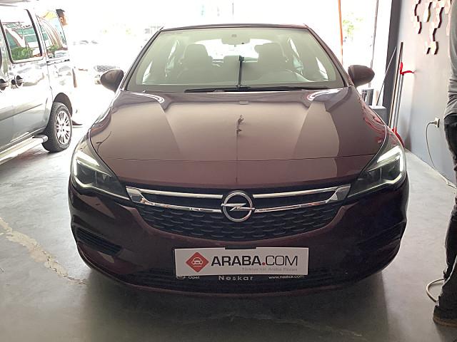 2017 Opel Astra 1.4 Enjoy Benzin - 38376 KM