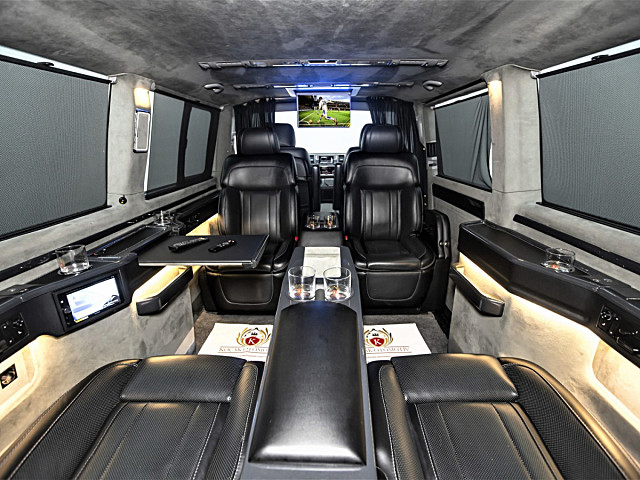 KOÇAK OTOMOTİV VW CARAVELLE 2.0 TDI 204 PS ERTEX LUXUS V.I.P DSG