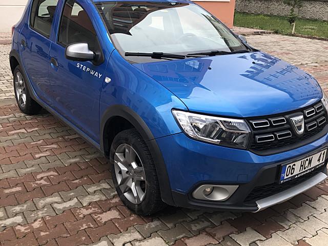 2 el 2017 model mavi dacia sandero 72 000 tl tasit com