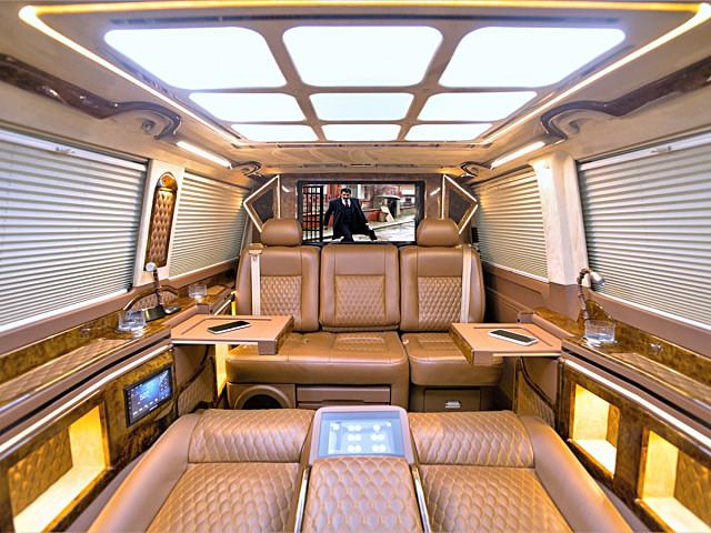 KOÇAK OTOMOTİV VW CARAVELLE 2.0TDI 150 PS BUSINESS LUXUS VIP DSG