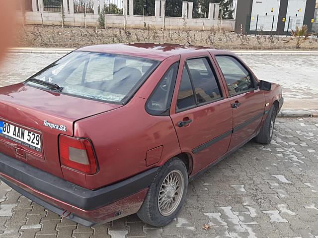 TEMPRA SX 92 TEMIZ