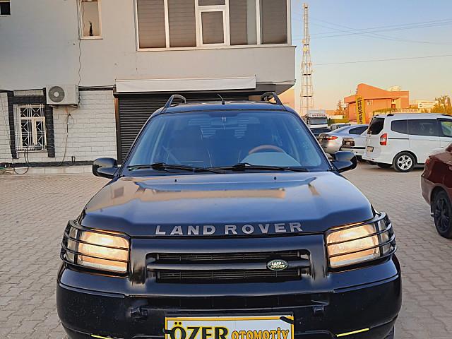 2001 LAND ROVER FREELANDER 1.8