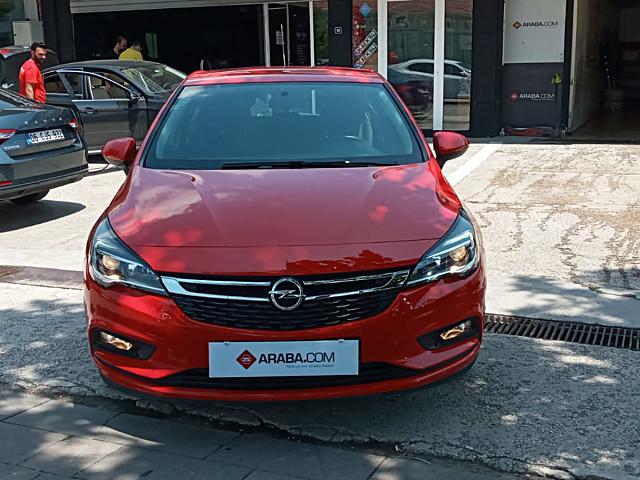 2017 Opel Astra 1.4 Enjoy Benzin/LPG - 51500 KM