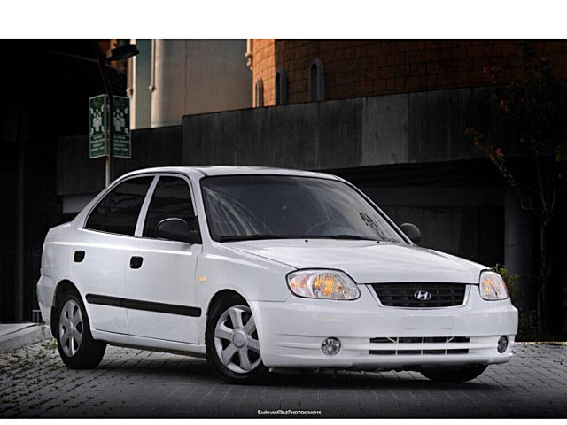 Sahibinden 2004 Hyundai 1.3 Admire Accent / 187.000 KM / Beyaz ...