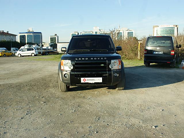 2007 Model 2. El Land Rover Discovery 2.7 TDV6 HSE - 283864 KM