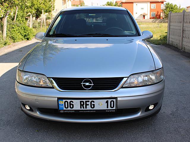 2 el 2001 model gri opel vectra 69 000 tl tasit com