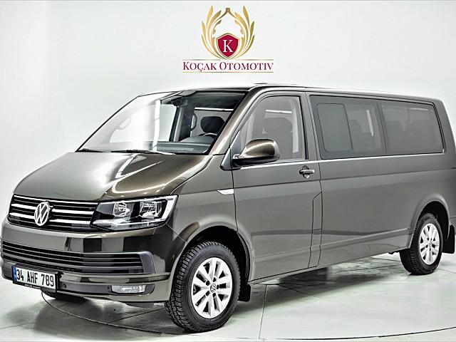 KOÇAK OTOMOTİV VW CAREVELLE 2.0 TDİ 150 PS OTOMOBİL 8 1 DSG