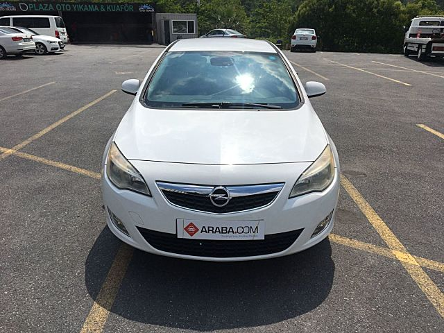 2011 Opel Astra 1.4 Enjoy Benzin/LPG - 129552 KM