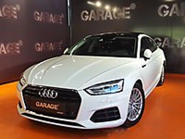GARAGE 2017 AUDI A5 SPORTBACK 1.4 TFSI DYNAMIC-HATASIZ-BAYİ Audi A5 A5 Sportback 1.4 TFSI Dynamic