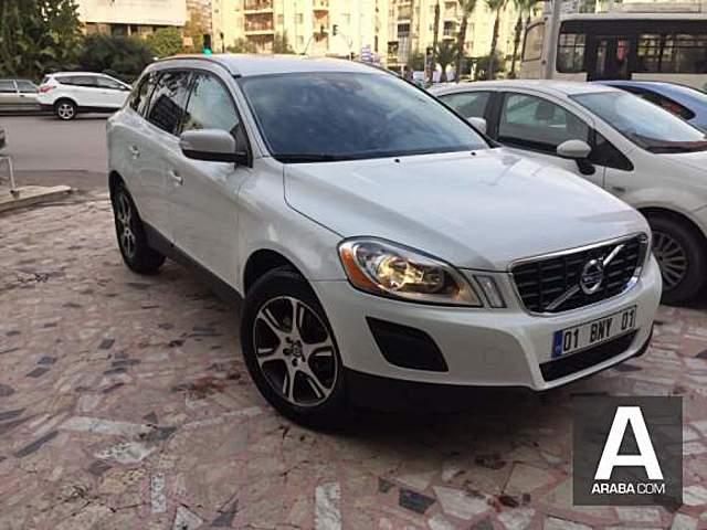 2 el 2012 model beyaz volvo xc60 145 900 tl tasit com