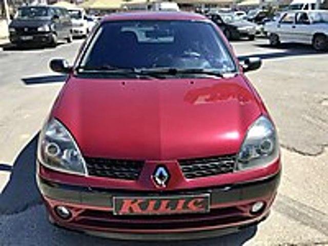 2002-RENAULT 1.2 16V 75 HP AKSESUARLI CLİO Renault Clio 1.2 Authentique