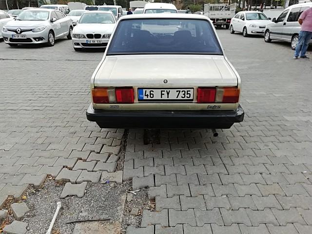2 el 1987 model kahverengi tofas 131 7 250 tl tasit com