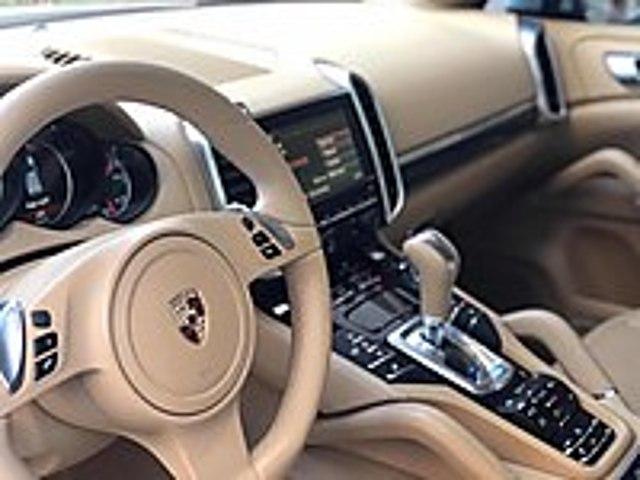 MAS DAN KİRALIK PORSCHE CAYENNE DİZEL SİYAH VE BEYAZ Porsche Cayenne Cayenne