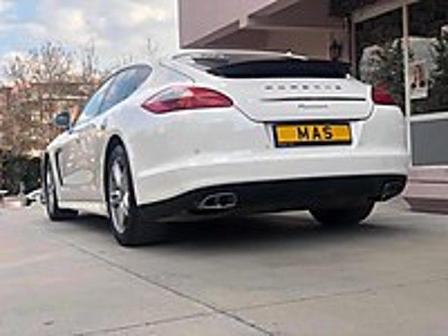 MAS DAN KİRALIK PORSCHE PANEMERA DİZEL SİYAH VE BEYAZ Porsche Panamera Panamera