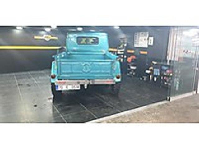 MEG AUTO GUVENCESIYLE HATASIZ EMSALSIZ Jeep Willys Jeep Truck Willys Jeep Truck