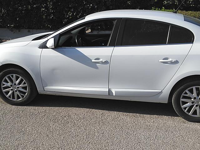 2 el 2016 model beyaz renault fluence 75 000 tl tasit com