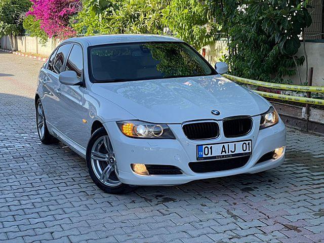 2011 BMW 3.20D LED Lİ FAR YIKAMALI ZENON FAR SPOR DIREKSIYON