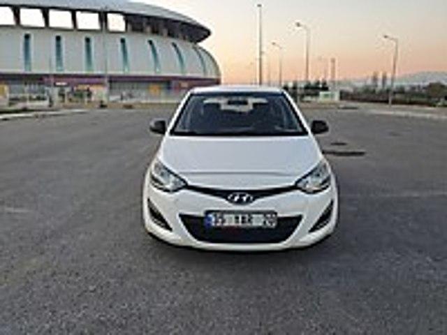 AYYILDIZ OTOMOTİV  DEN HYUNDAİ İ20 İLK SAHİBİNDE SERVİS BAKIMLI Hyundai i20 1.2 D-CVVT Jump