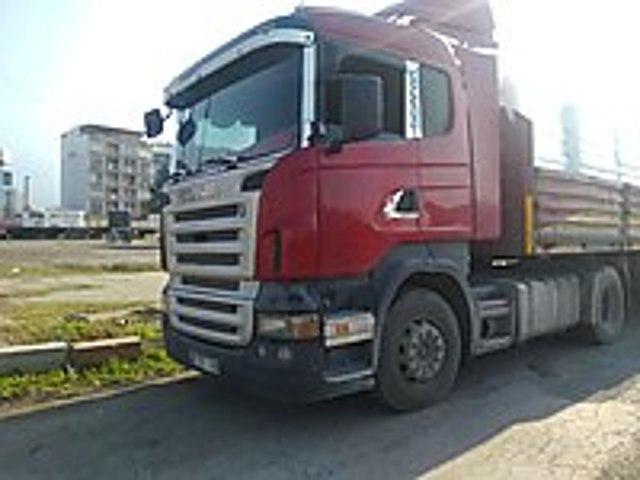2008 SCANNİA R .KABİ G MOTOR A. BURAK OTOMOTİV DEN Scania G 420