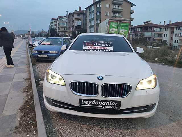 F10 YENİ KASA BMW 5.20 DİZEL -EXECLUSİVE- MASRAFSIZ-BAKIMLI