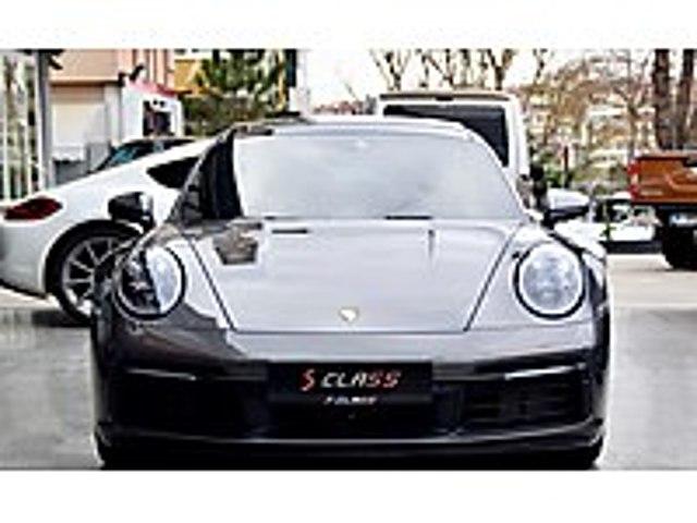 SCLASS dan 2019 PORSCHE 911 CARRERA 4S TAM ÖTV Porsche 911 Carrera 4S