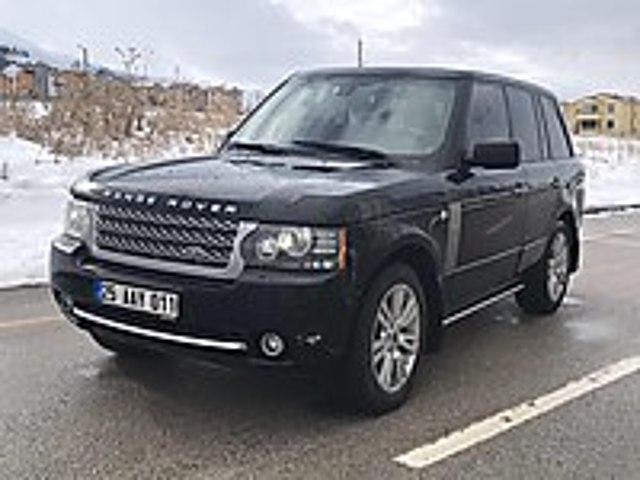 -TALEBE-Land Rover Land Rover Range Rover 3.6 TDV8 Vogue