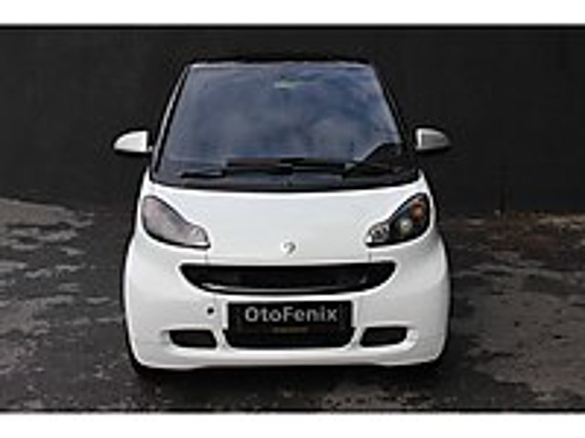 OTOFENİX 2012 SMART FORTWO 1.0 PASSİON 83.000KM Smart Fortwo 1.0 Passion