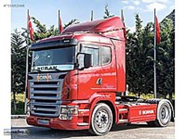 2007 SCANNIA R 420 ROTARDARLI SCANIA R 420