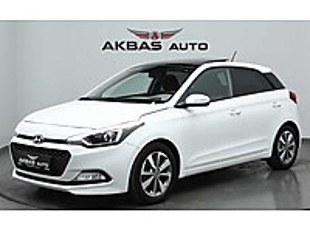 akbaş auto dan 2018 hyundai i20 1.4mpi style cam tavan hyundai i20 1.4 mpi style