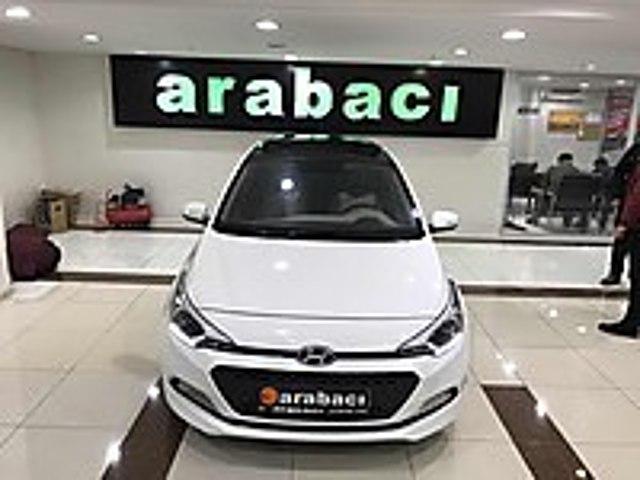 2018 hyundai i20 1.4 mpi otomotik 49km fuuul arabaci otomotiv hyundai i20 1.4 mpi style