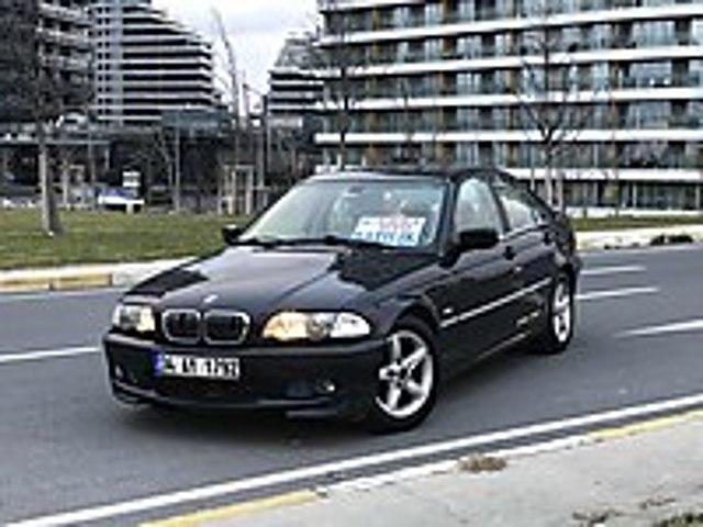 AKSA OTOMOTİVDEN 2001 BMW 316İ E46 BENZİN LPG BMW 3 Serisi 316i Standart