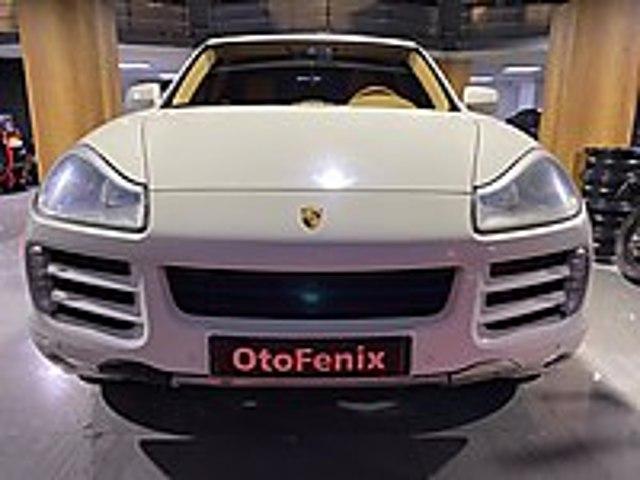 OTOFENİX 2010 PORSCHE CAYENNE 3.0 DIESEL 205.000KM Porsche Cayenne 3.0 Diesel