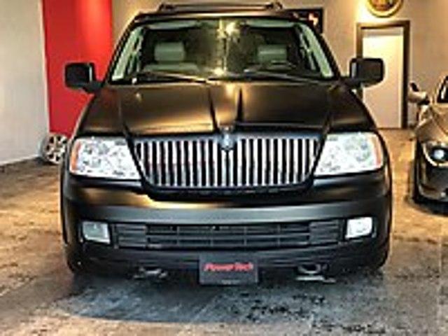 POWERTECH 2005 LİNCOLN NAVİGATOR 5.4 Lincoln Navigator 5.4 4WD