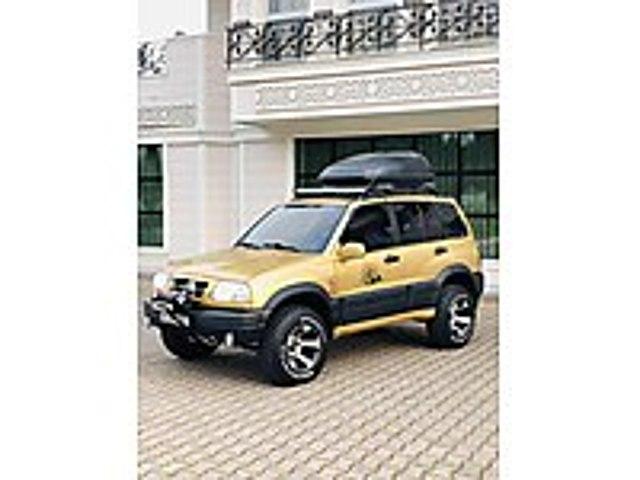 ONURLU OTO DAN SUZIKİ VİTARA 2.5 V6 MOTOR MANUEL Suzuki Grand Vitara 2.0