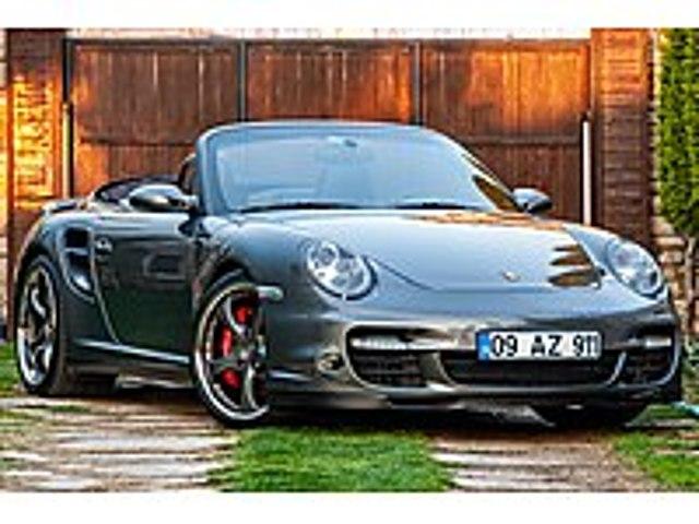 KAHVE TENTE - MOCHA DÖŞEME - TECHART JANTLAR - MİLLTEK EKSOZ Porsche 911 Turbo