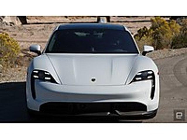 TURAN MOTORS AUTOPİA ŞUBE 2020 PORSCHE TAYCAN TURBOS O KM CHRONO Porsche Taycan Turbo S