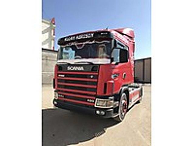 2004 SCANIA G420 TEMİZ Scania G 124.420