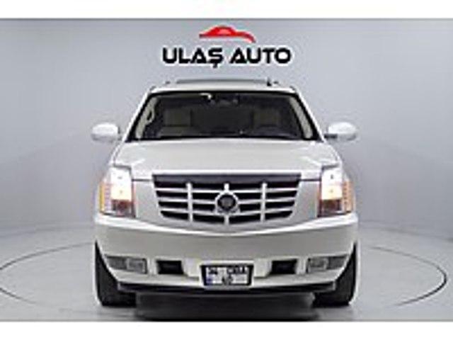 ULAŞ AUOTO DAN 2008 CADILLAC ESCALADE 6.2 V8 SERVİS BAKIMLI Cadillac Escalade 6.2 V8