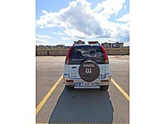 2005 DAIHATSU TEROIS 4X4 MANUEL Daihatsu Terios 1.3