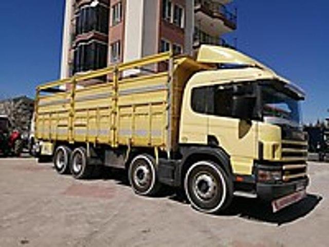GÜRSEL OTOMOTİVDEN SCANİA KIRKAYAK Scania 94 310
